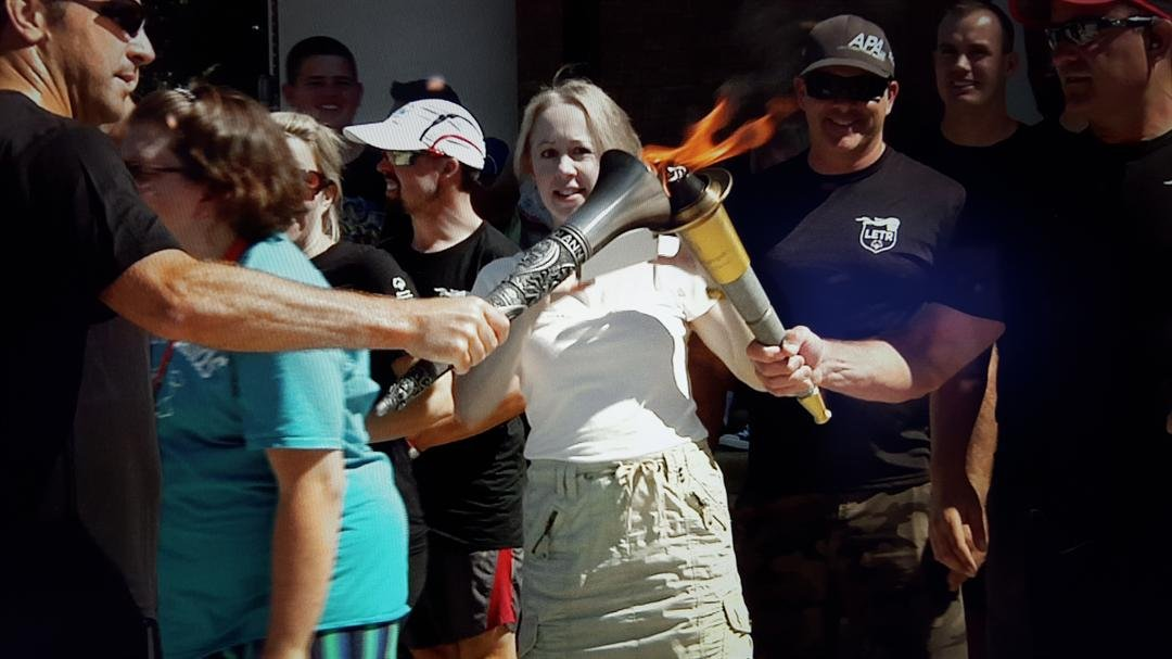 Special Olympics Torch Run makes way through Carroll County