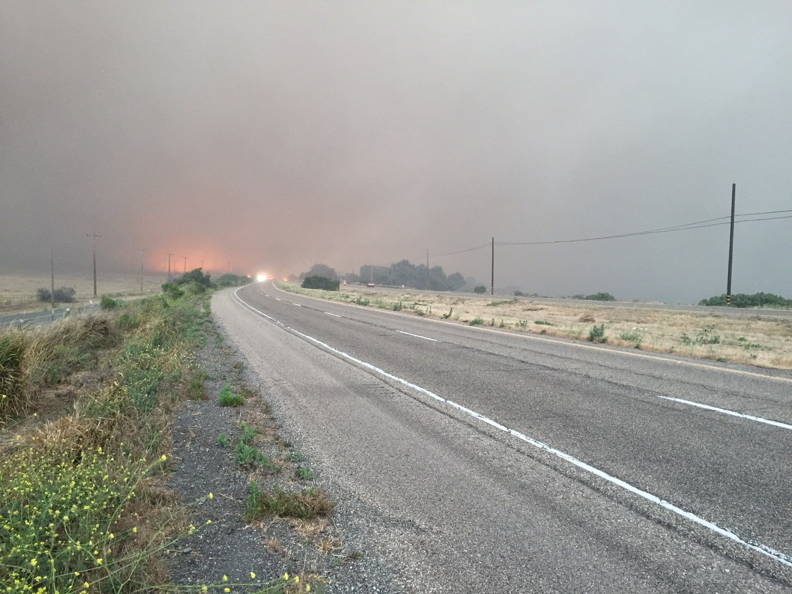 Wildfires in Californa, Arizona and New Mexico Burn Thousands of Acres