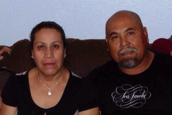 Bertha Betancourt and Ruben Betancourt were killed in a head-on crash near Lompoc Sunday afternoon. (gofundme)