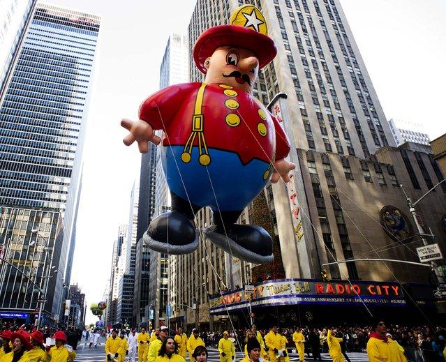 Stars Set for Macy's Thanksgiving Parade
