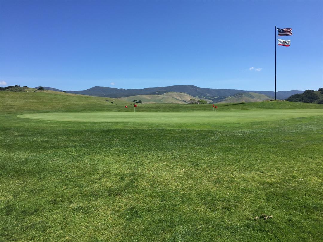 Dairy Creek Golf Course, San Luis Obispo