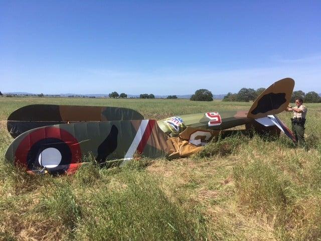 Man killed in Paso Robles plane crash
