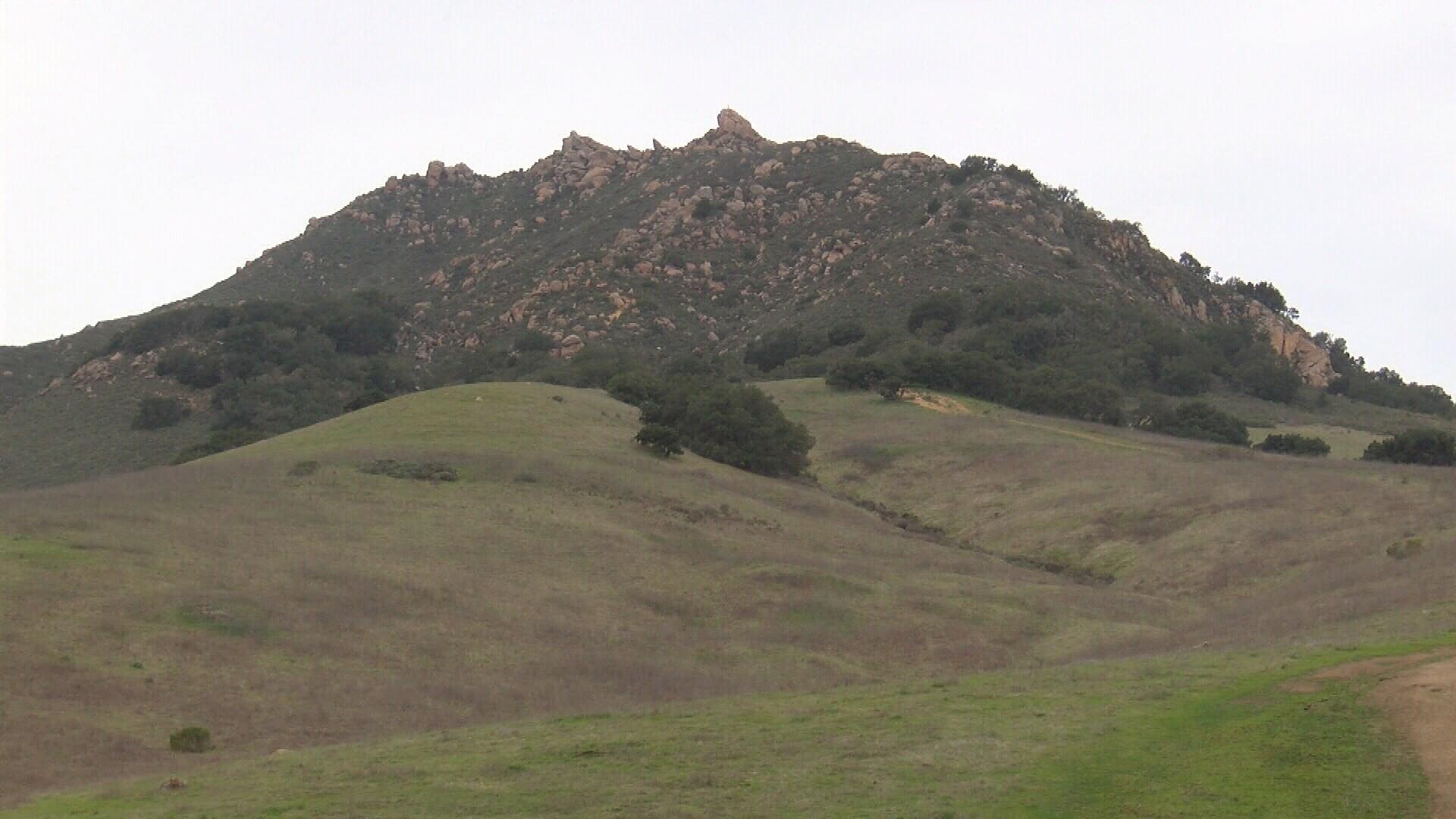Bishop Peak, San Luis Obispo (KSBY photo)
