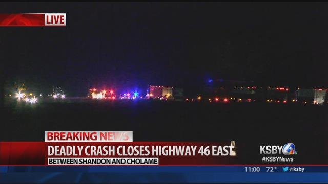 29-year-old killed in Highway 46 accident
