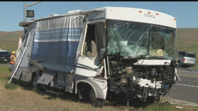 This was taken in the crash on April 20. (KSBY File Photo)