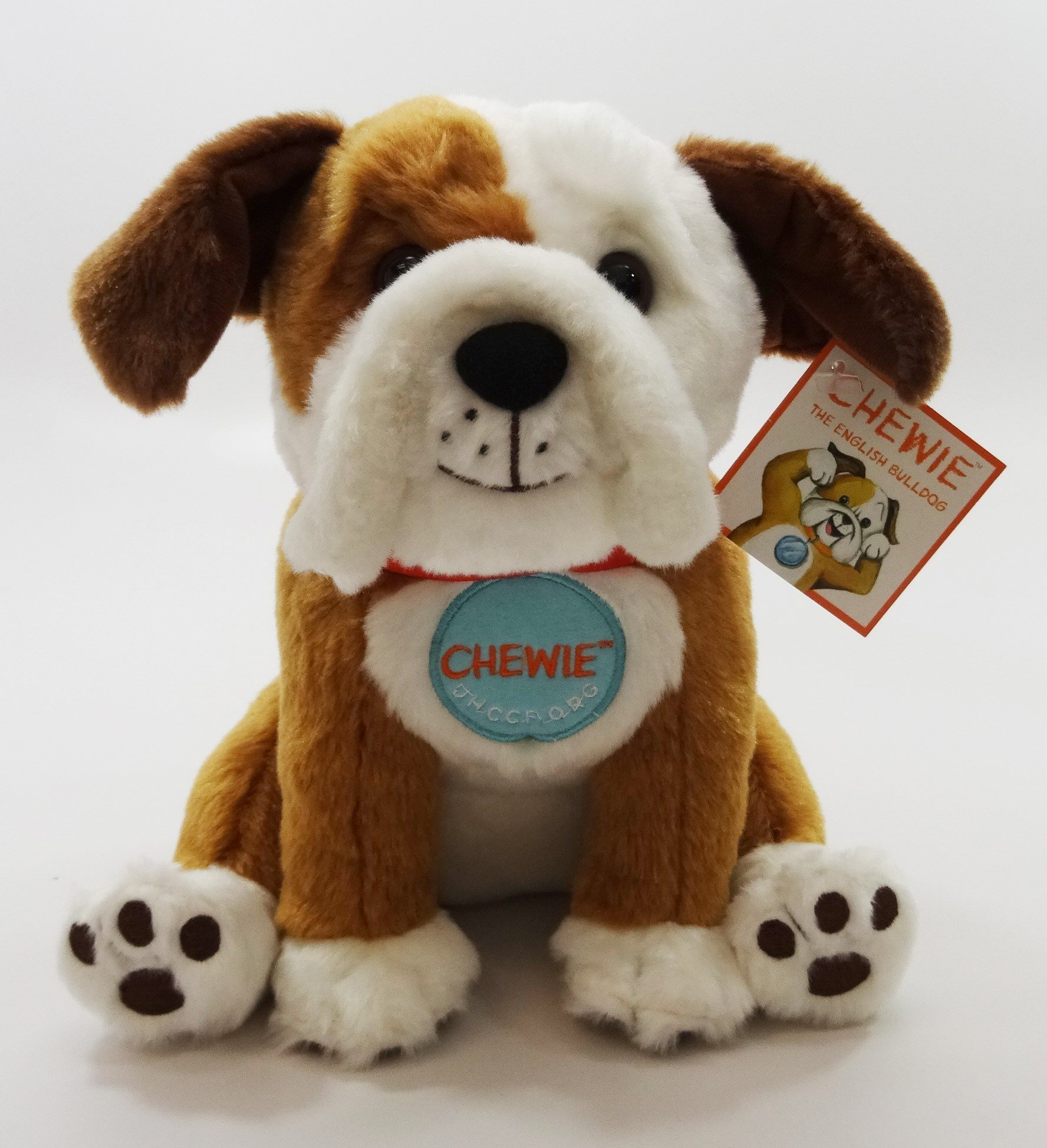 Chewie the English Bulldog (Photo courtesy Consumer Product Safety Commission)