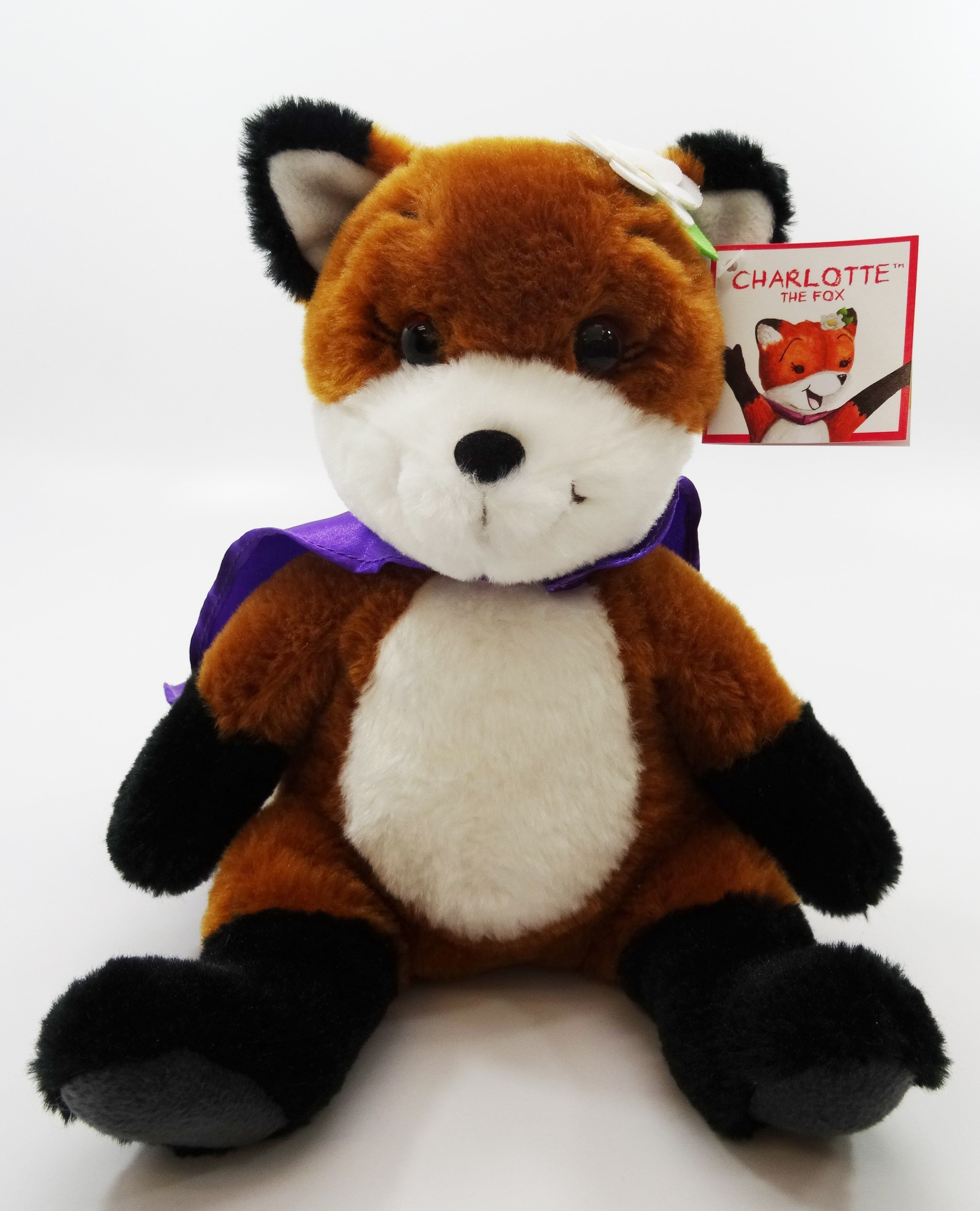 Charlotte the Fox (Photo courtesy Consumer Product Safety Commission)