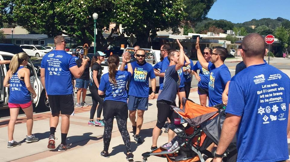Special Olympics Torch Run makes its way through Decatur