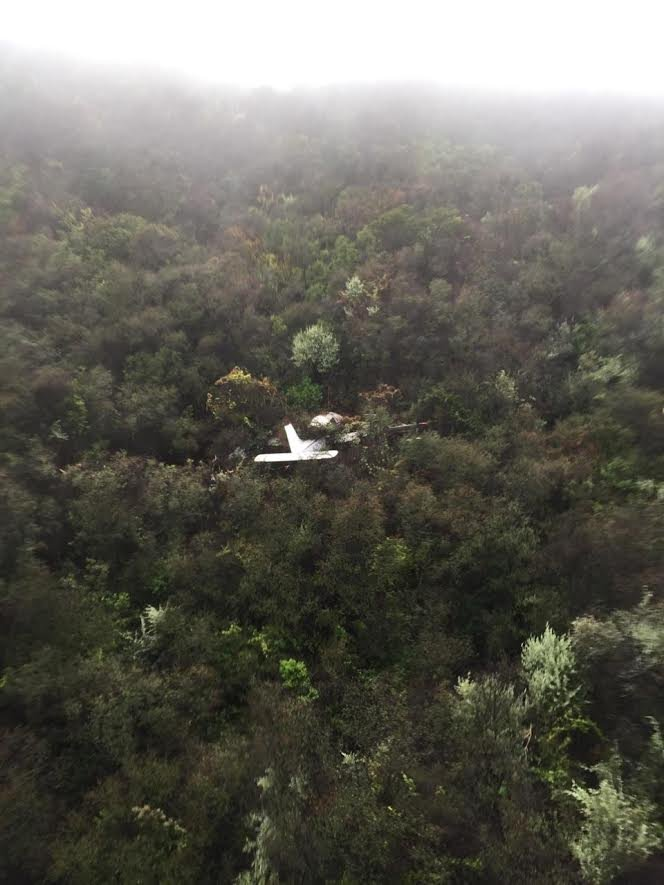 Photo courtesy: Santa Barbara County Sheriff/Fire Air Support Unit