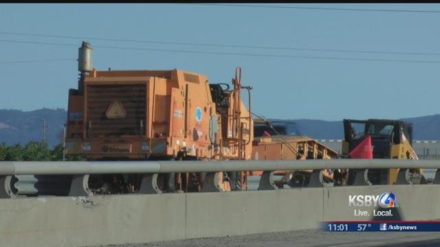 North County road work causes headaches for commuters