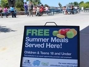 © courtesy: Food Bank of San Luis Obispo County