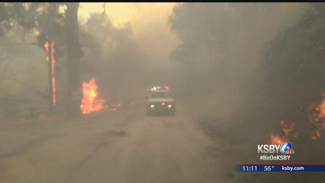 Courtesy: Santa Barbara County Sheriff's Office
