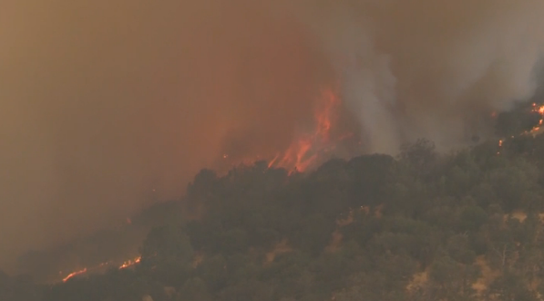 Detwiler Fire (NBC photo)