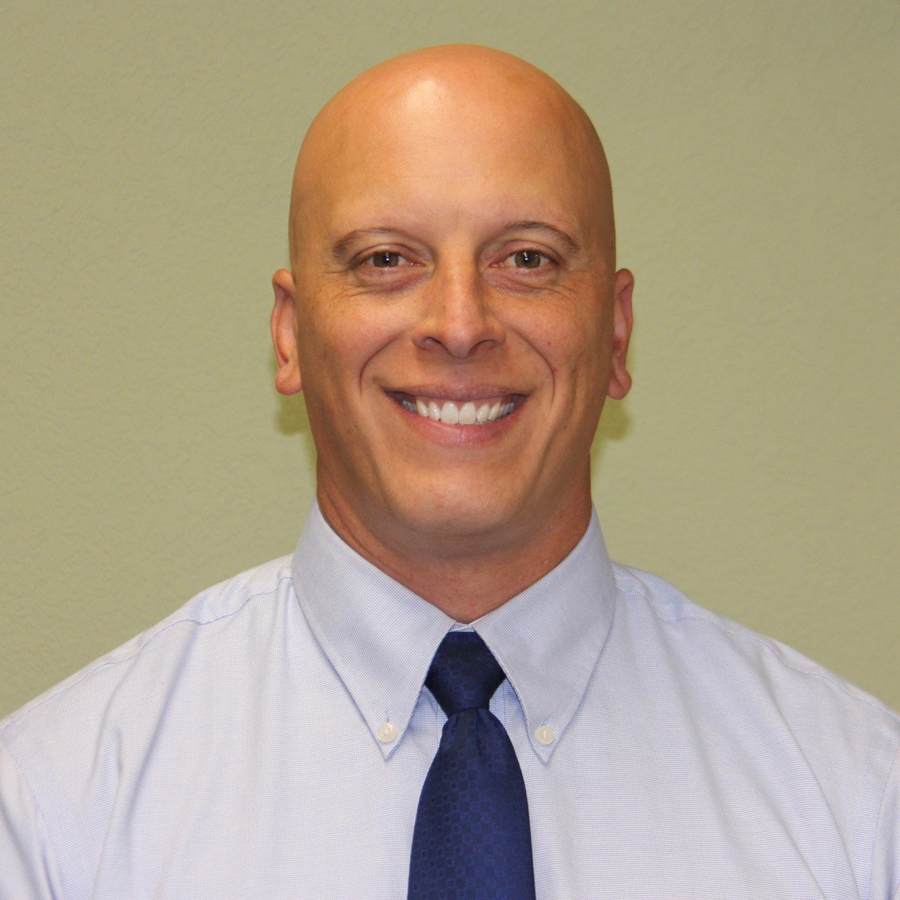 Dan Neff is named new principal for AGHS. (Credit: Lucia Mar School District)