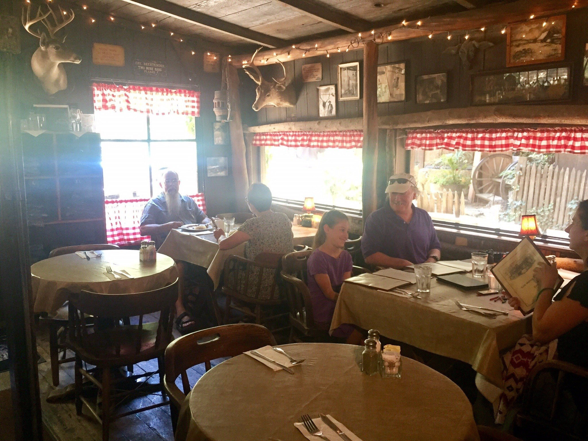 Cold Spring Tavern (KSBY photo)