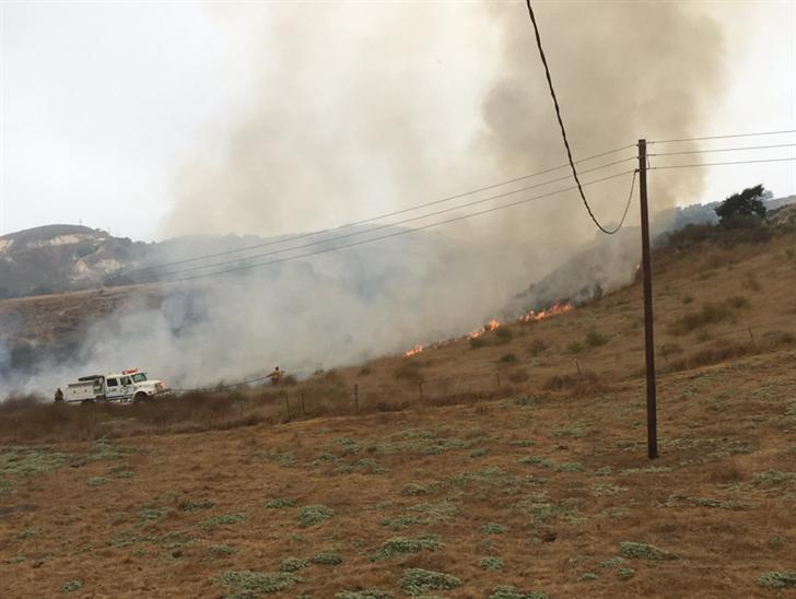 Courtesy: Santa Barbara County Fire Department