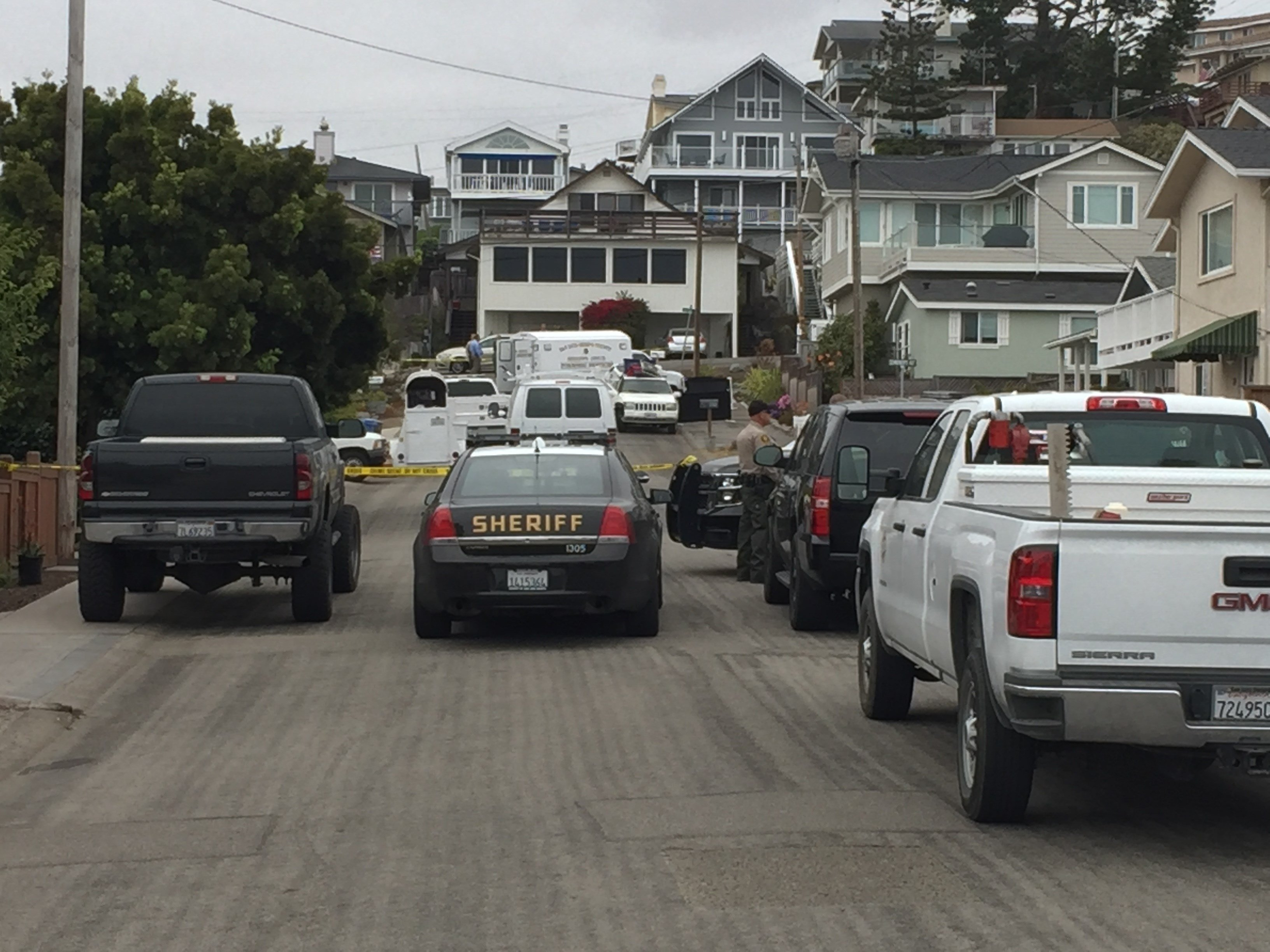 Man found dead in back of SUV in Cayucos identified