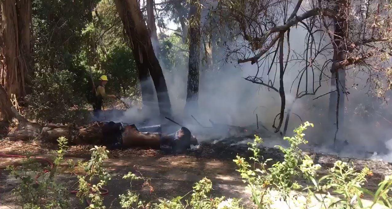 Photo Courtesy: Santa Barbara County Fire