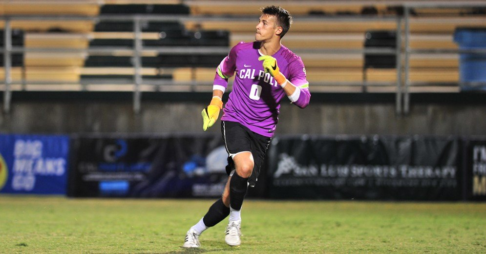 Cal Poly Extends No. 10 Notre Dame to Extra Time Before Falling 2-1