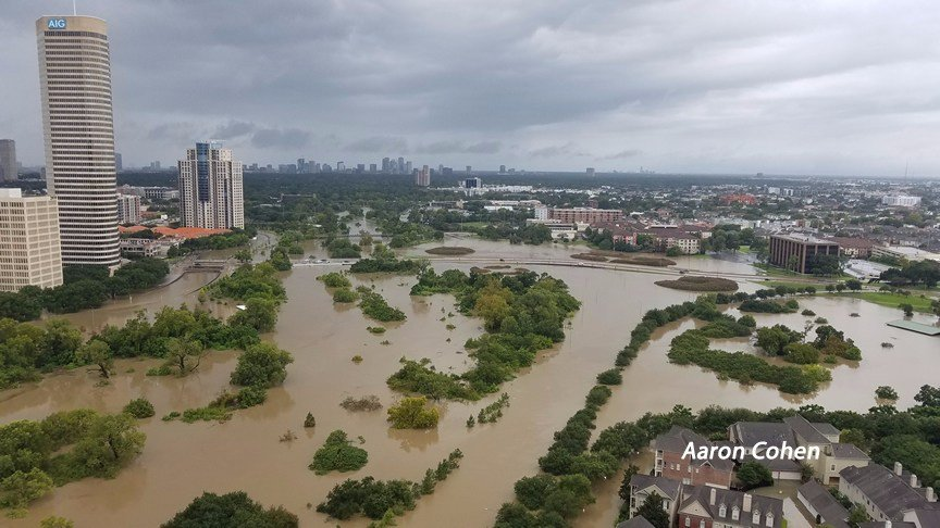 OBI Issues Call For Donors In Wake Of Hurricane Harvey