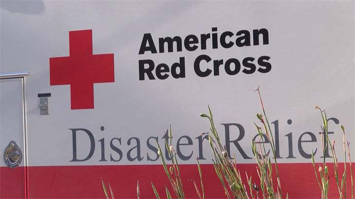 Local Red Cross volunteers heading south to help hurricane Harvey victims