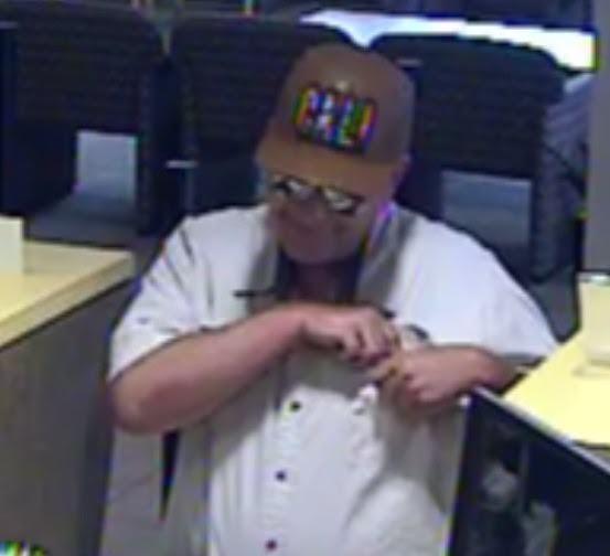 Santa Maria bandit sought for nine bank robberies