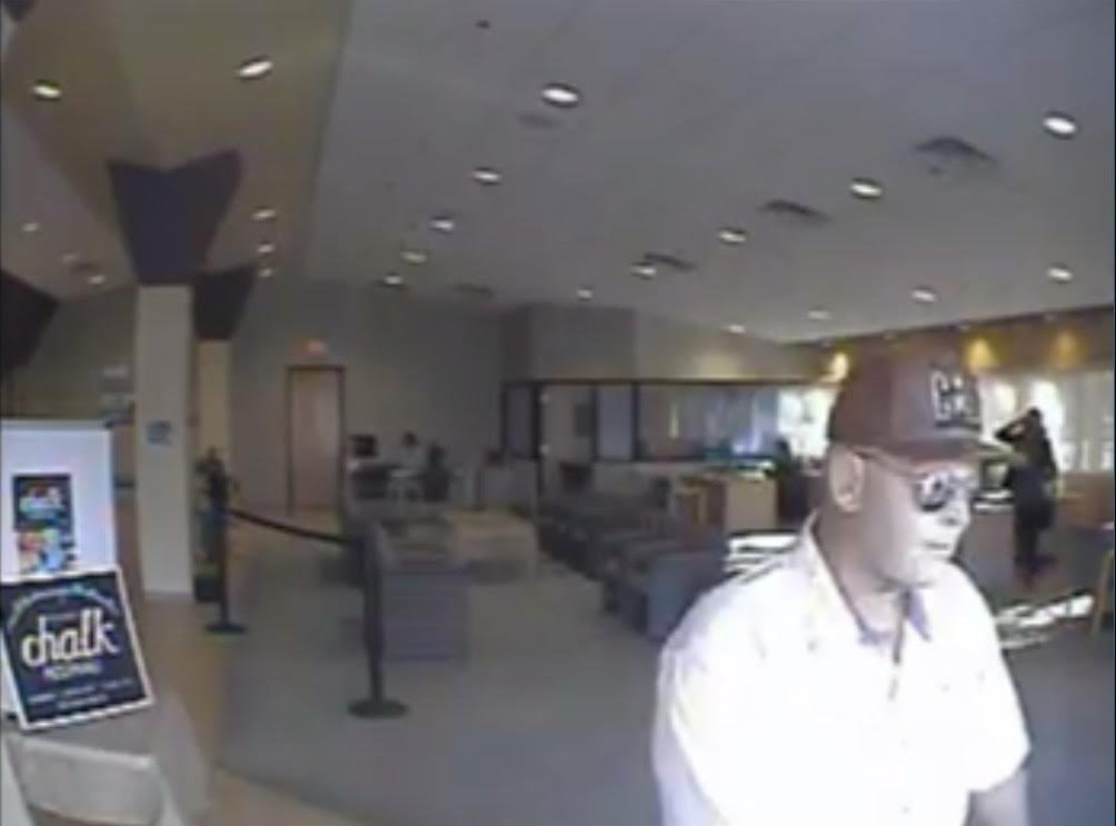 Authorities looking for 'South Bay Bandit' suspected in multiple bank robberies