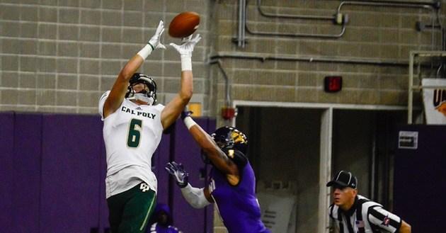 Cal Poly football taking on Northern Iowa