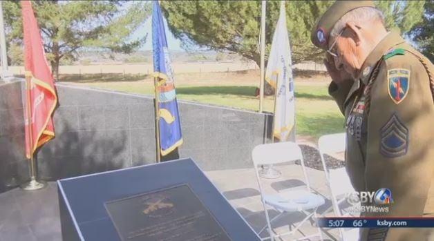Photos from the Lompoc Valley Vietnam Veterans Memorial rededication on Veterans Day, November 11, 2016.