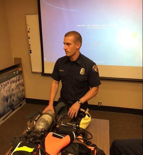 Photo courtesy: Batt. Chief Brian Federman, Lompoc Fire Department