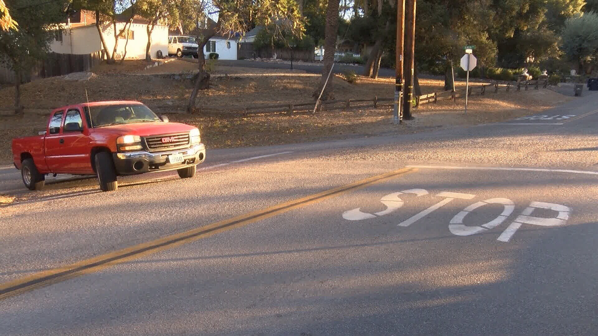 Five roads in Atascadero will be rebuilt. (KSBY photo)