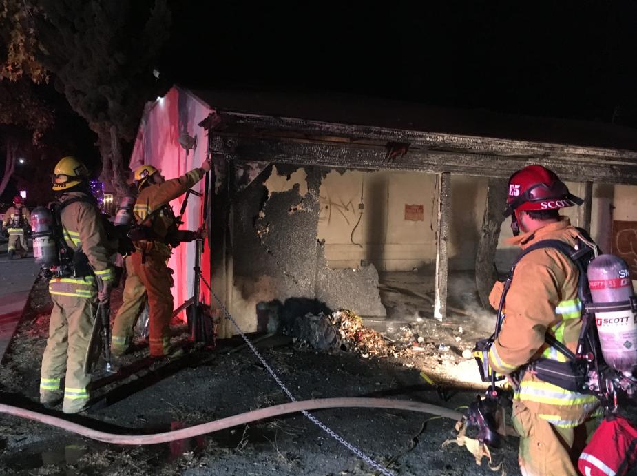 Photo courtesy: Santa Maria Fire Department