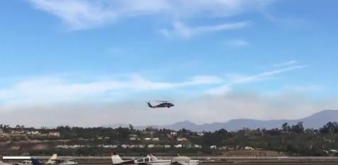Photo courtesy: Ventura County Aviation Unit