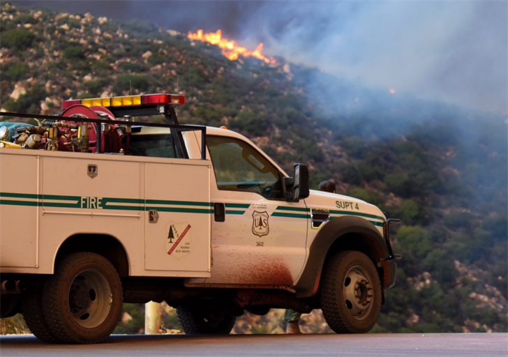 Photo courtesy: Santa Barbara County Fire