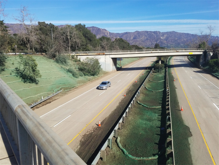 US 101 Reopened Though Santa Barbara County