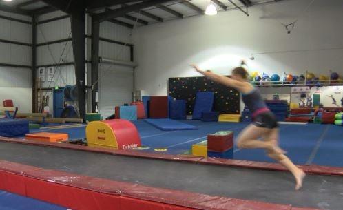 Abuse scandal clears board of USA Gymnastics