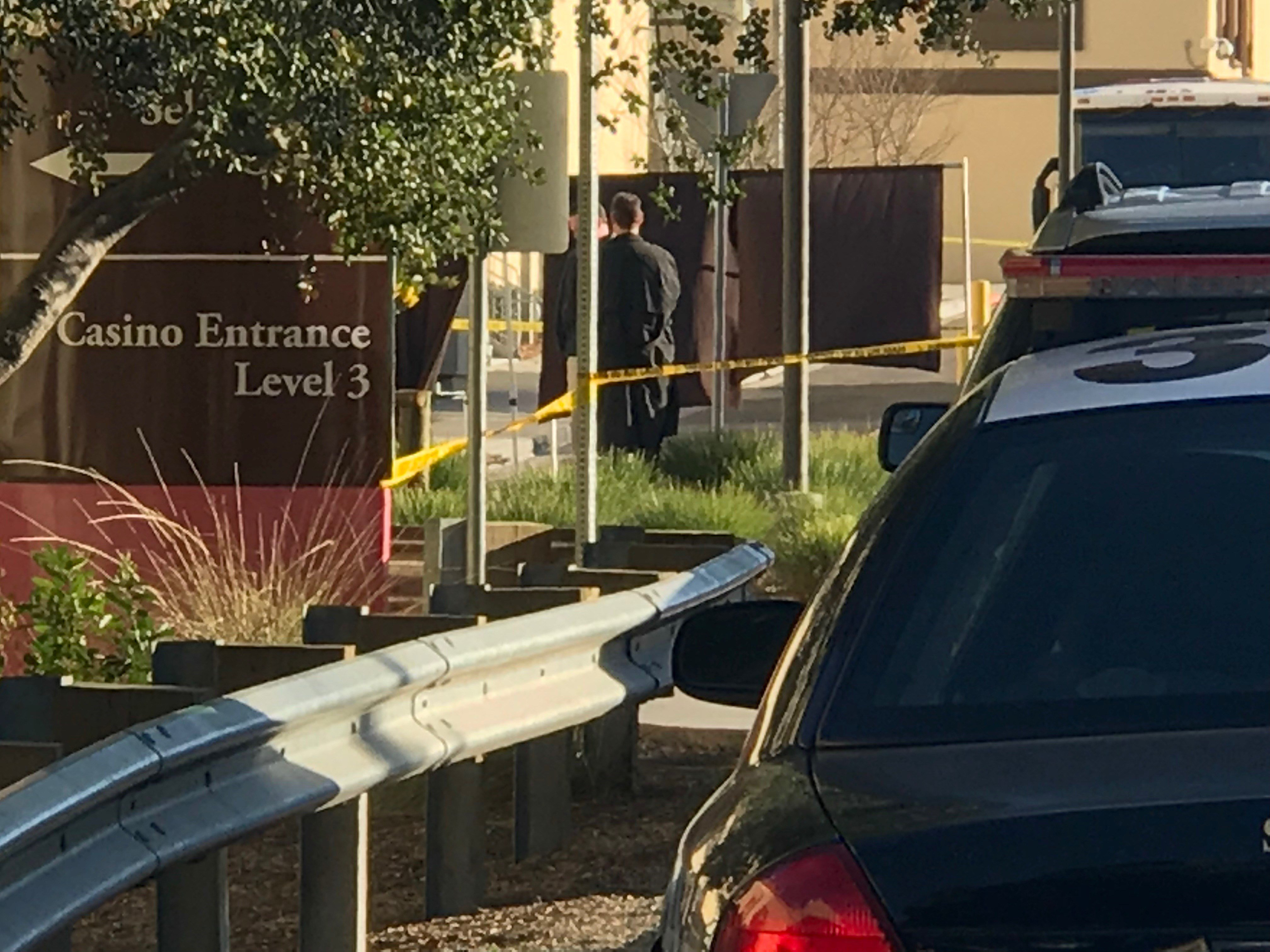 Media isn't being allowed on property while the investigation is ongoing. (Credit: Santa Barbara County Sheriff's Office)
