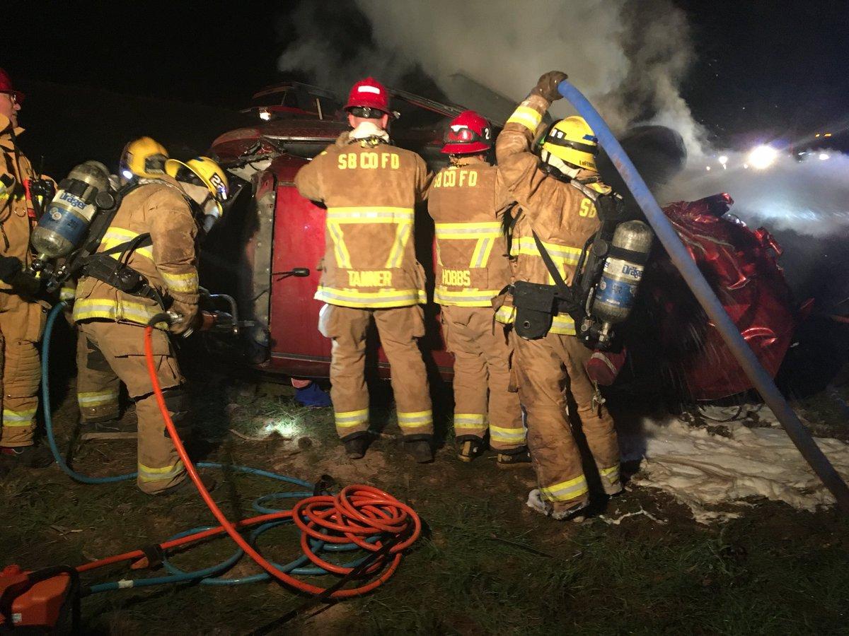 Photo courtesy Santa Barbara Co. Fire Battalion Chief David Neels