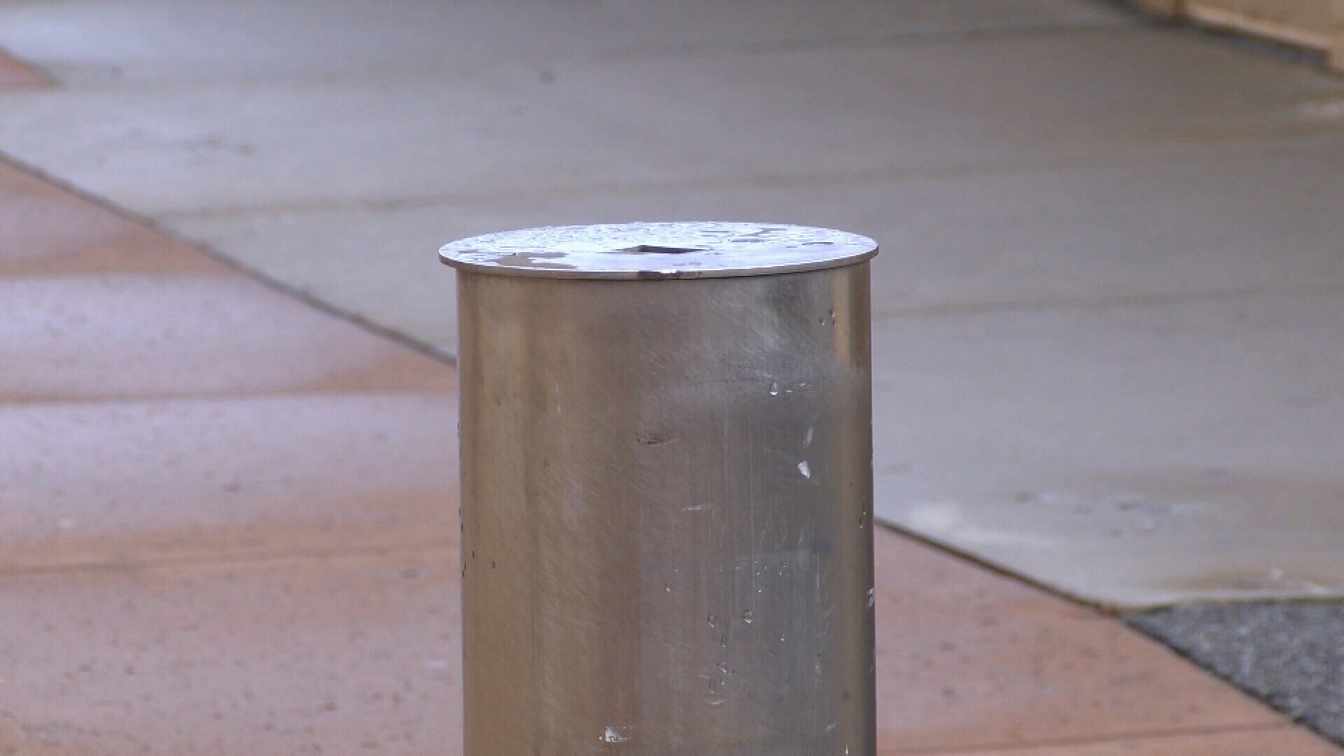 City Council unanimously approved a plan to install bollards in downtown San Luis Obispo. (KSBY photo)