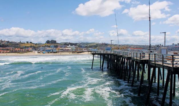 Photo: Photo courtesy of Pismo Beach Conference & Visitors Bureau