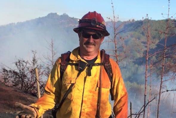 Carl Edward/Lompoc Fire