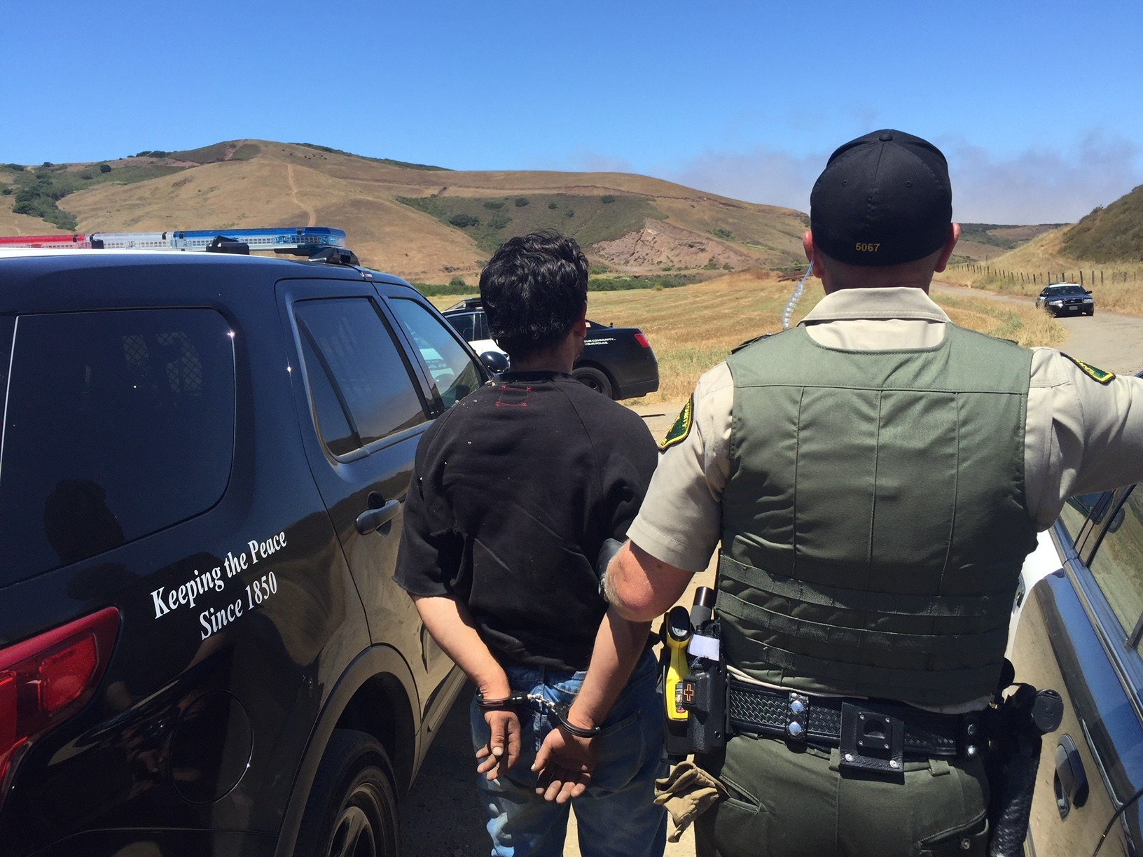 Photo courtesy Santa Barbara County Sheriff