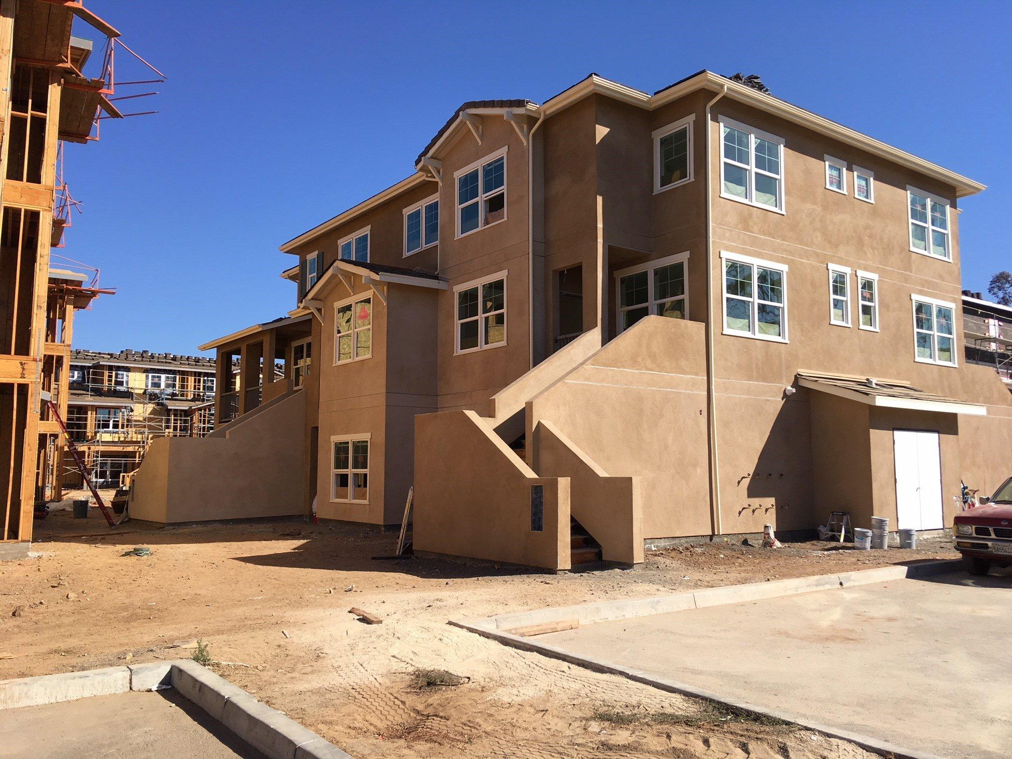 Housing developments for Casas At Los Carneros