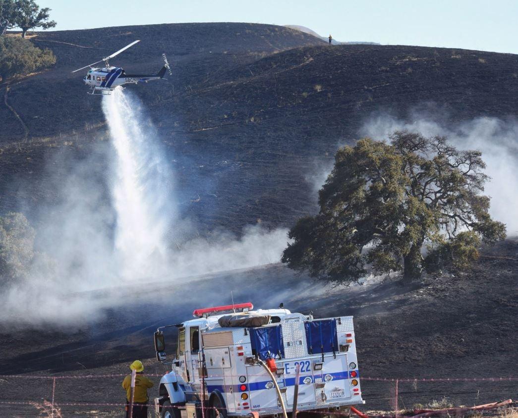 (Courtesy: Santa Barbara County Fire)