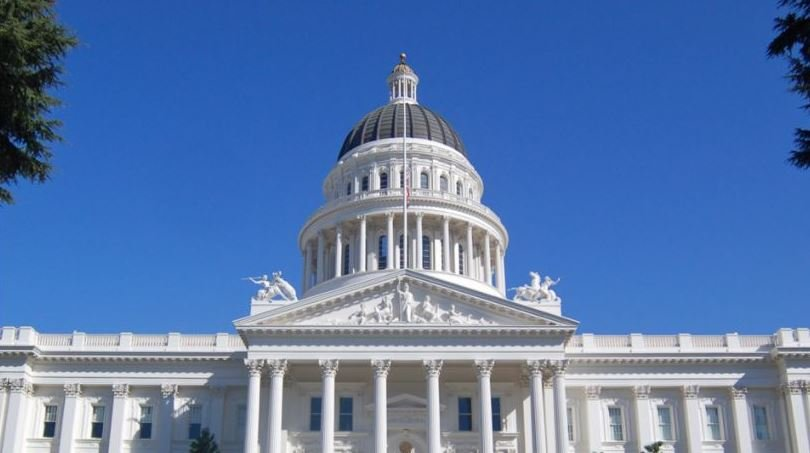 California State Capitol, Sacramento