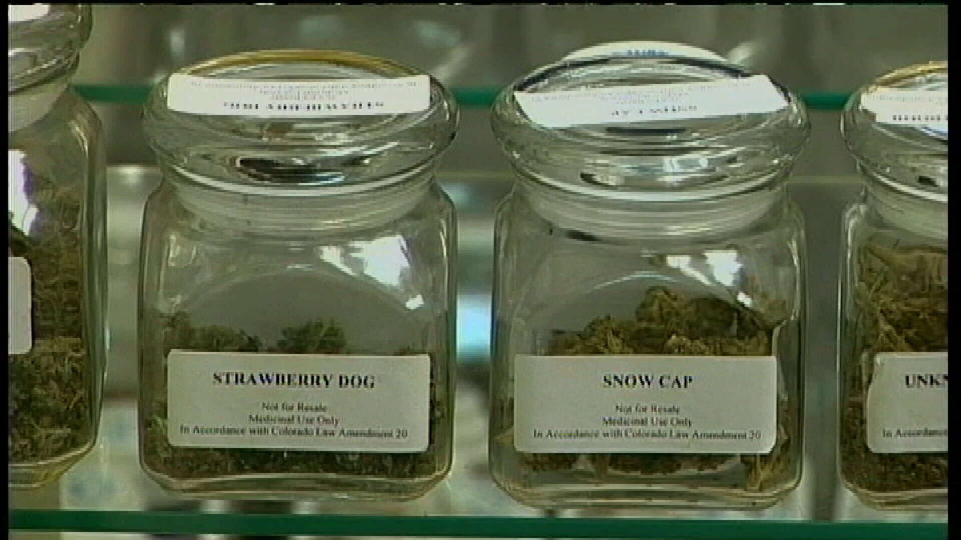 It could be a while until retail marijuana stores open in more places in California. (KSBY photo, file.)