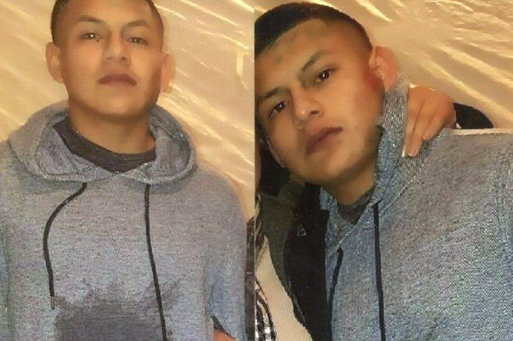 Police say this picture of Ivan Nunez was taken the day he went missing and shows the clothes he was wearing at the time.