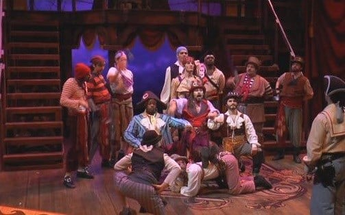 "PCPA production of ""The Pirates of Penzance."" (KSBY)"
