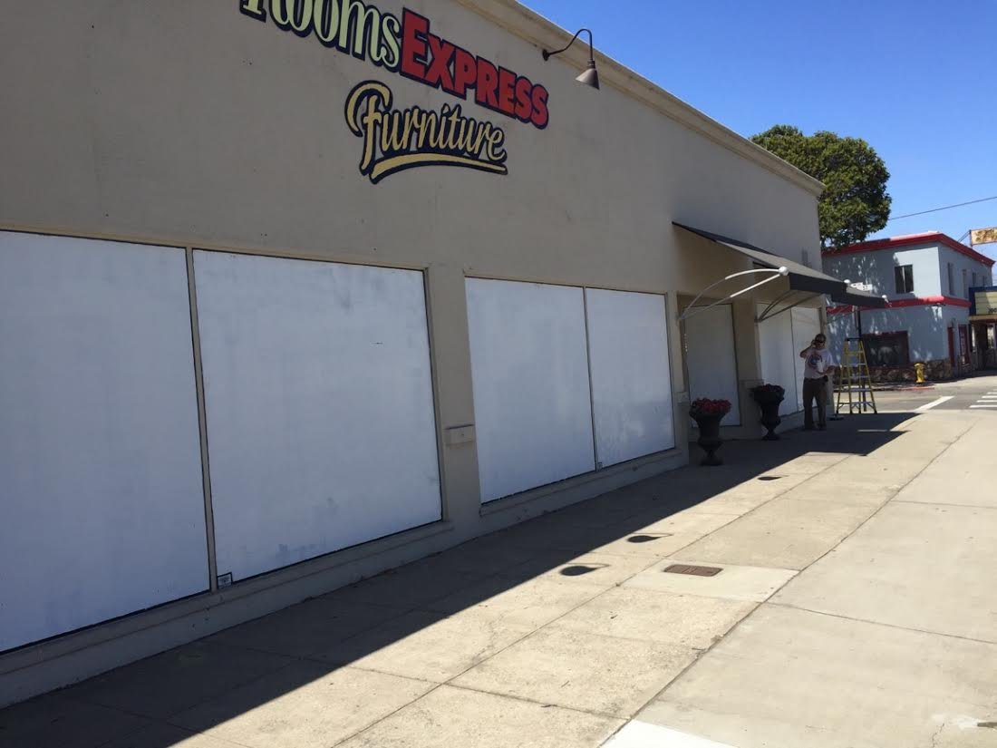 A Worker At The Business On Monday Told KSBY The Store Is Closed  Temporarily While All