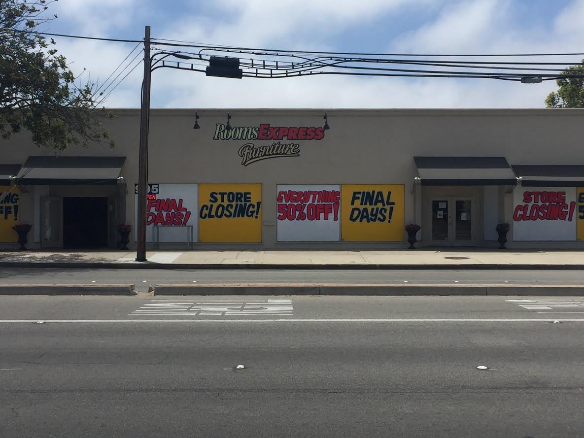 Furniture stores in san luis obispo - Roomsexpress In Arroyo Grande Formerly Known As Ashley Furniture Homestore Plans On Closing The Business This Comes After Ksby Spoke To Upset Customers